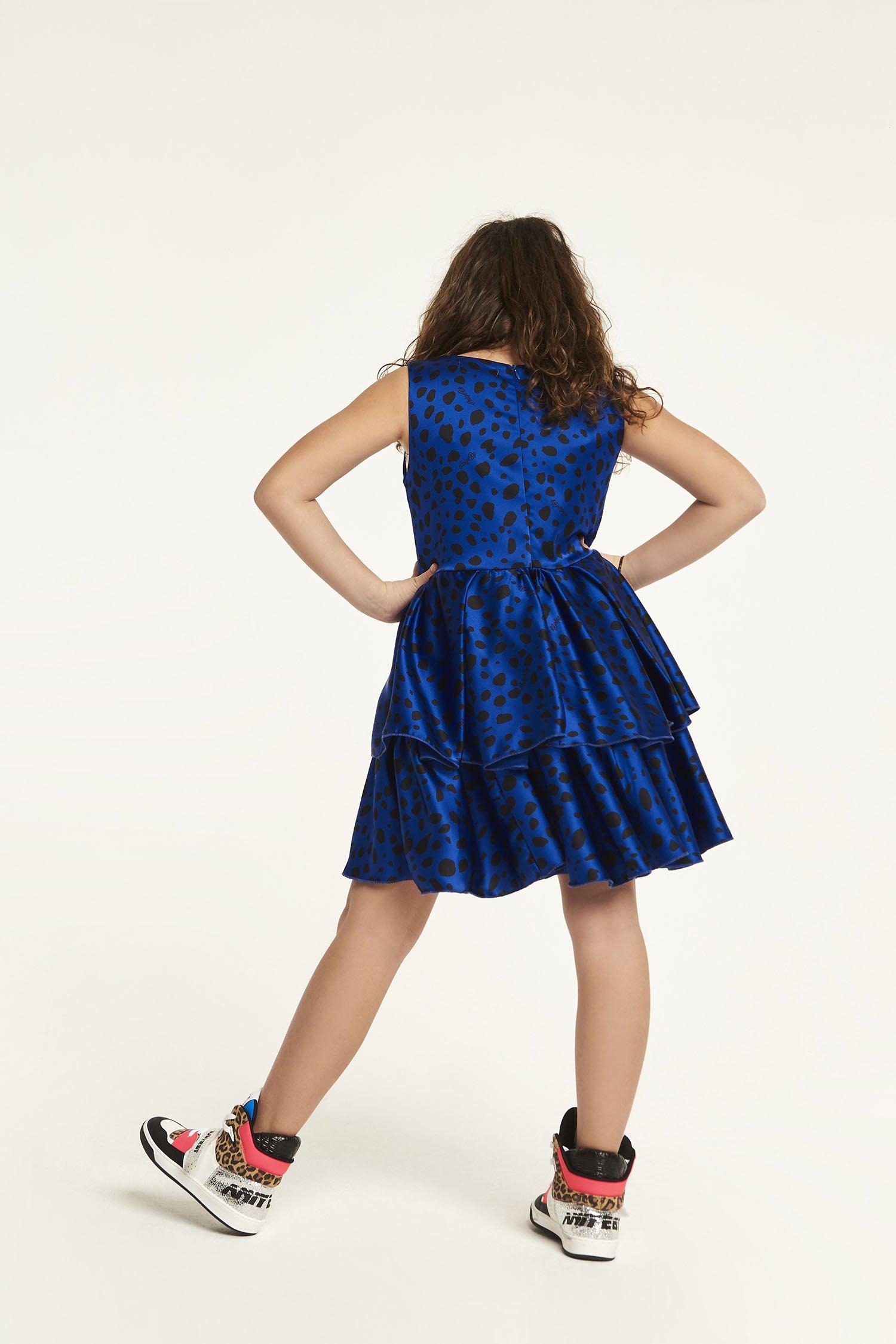 MINI DRESS MAKKY - GIRL