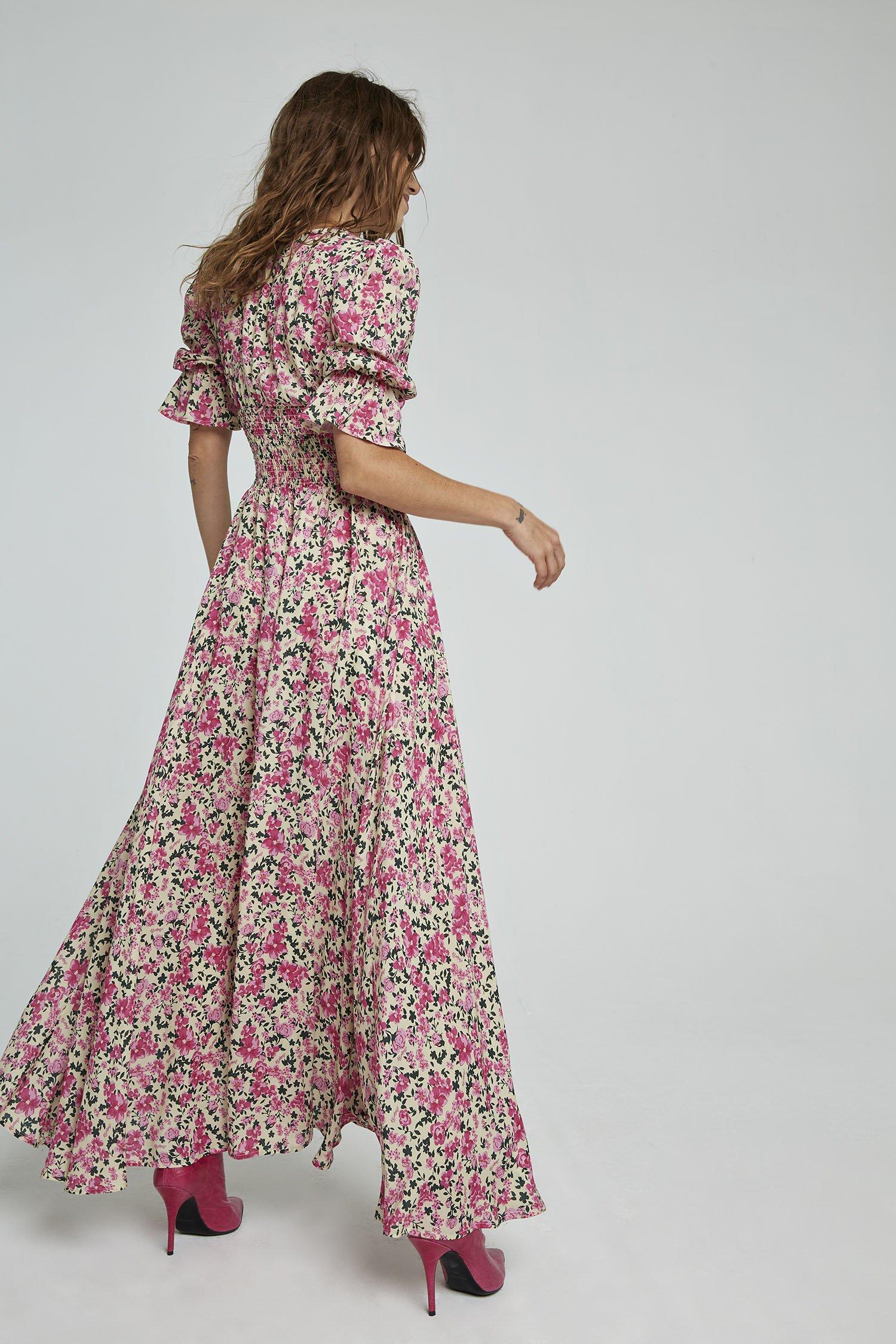 LONG DRESS ISABEL