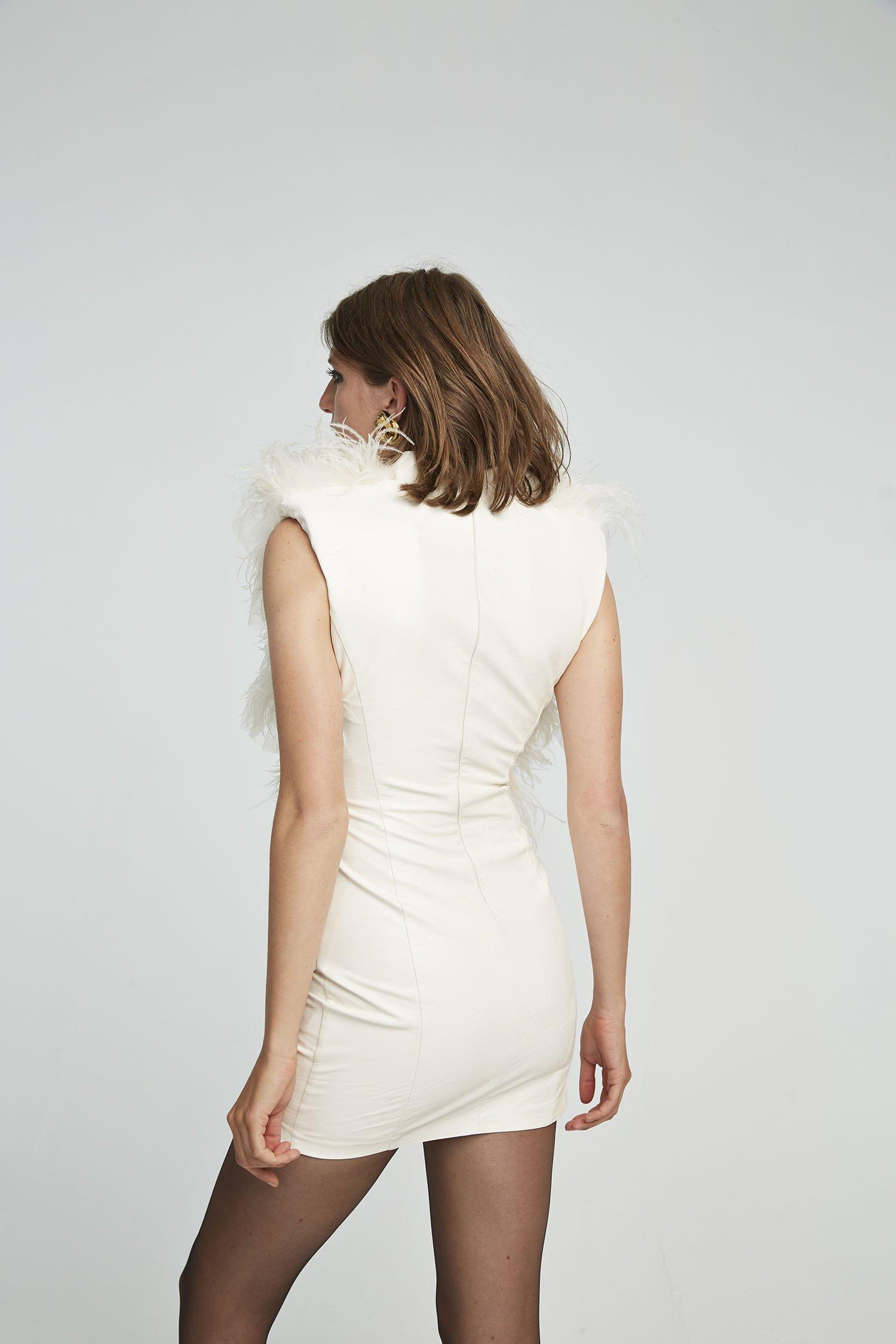 PLUMETTE  DRESS