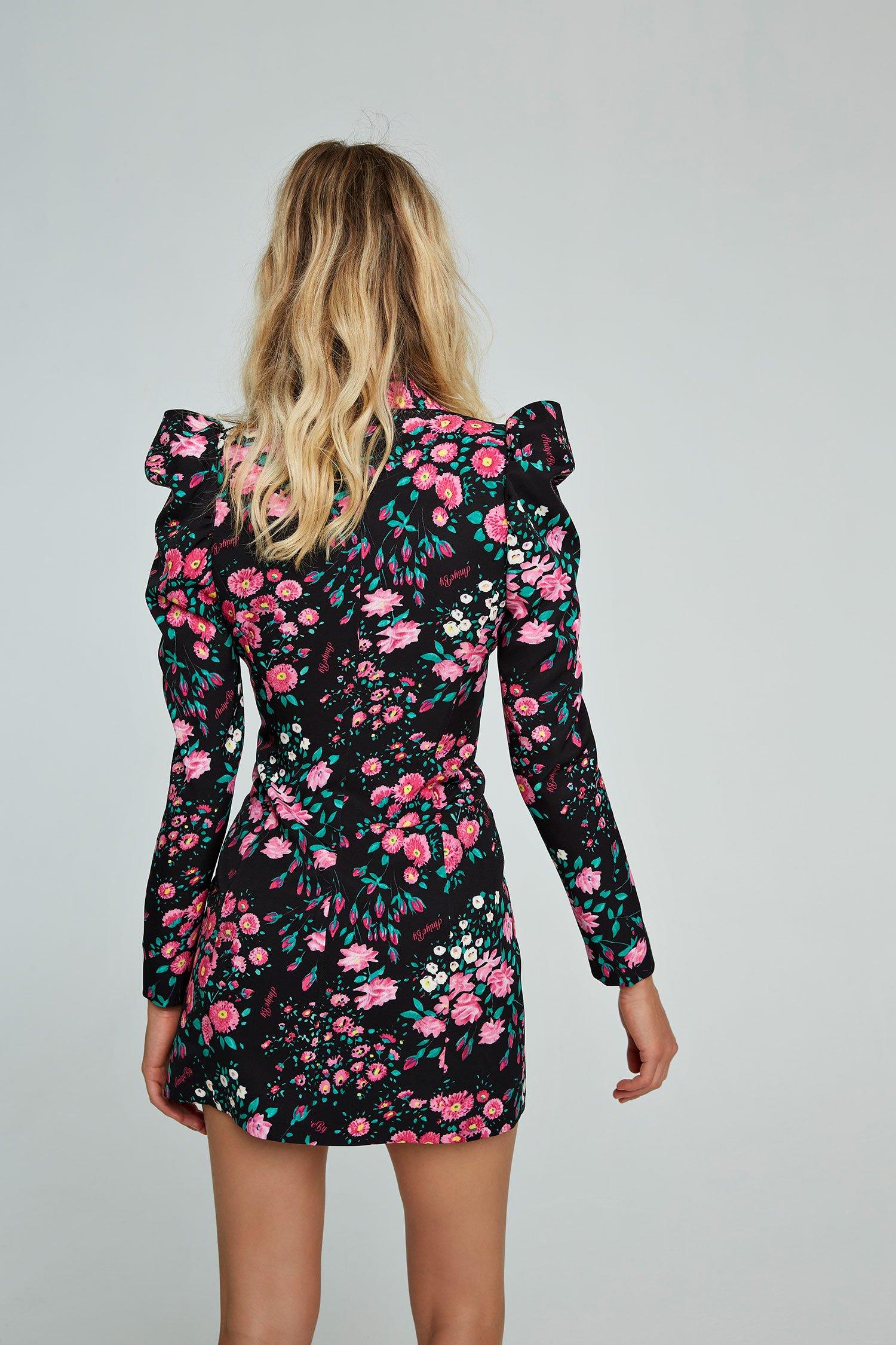 JACKET DRESS GARDEN