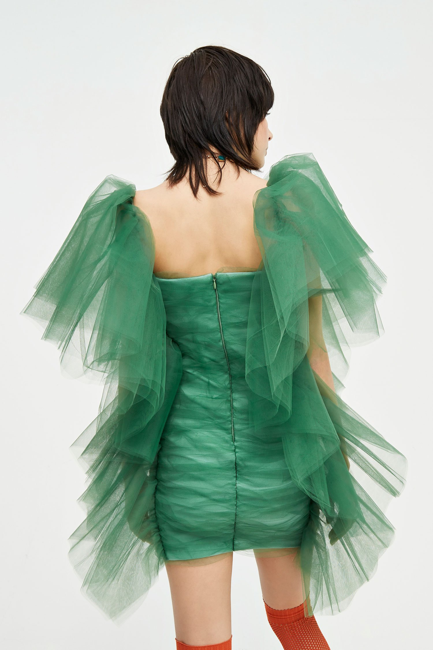 BUTTERFLY TULL DREES