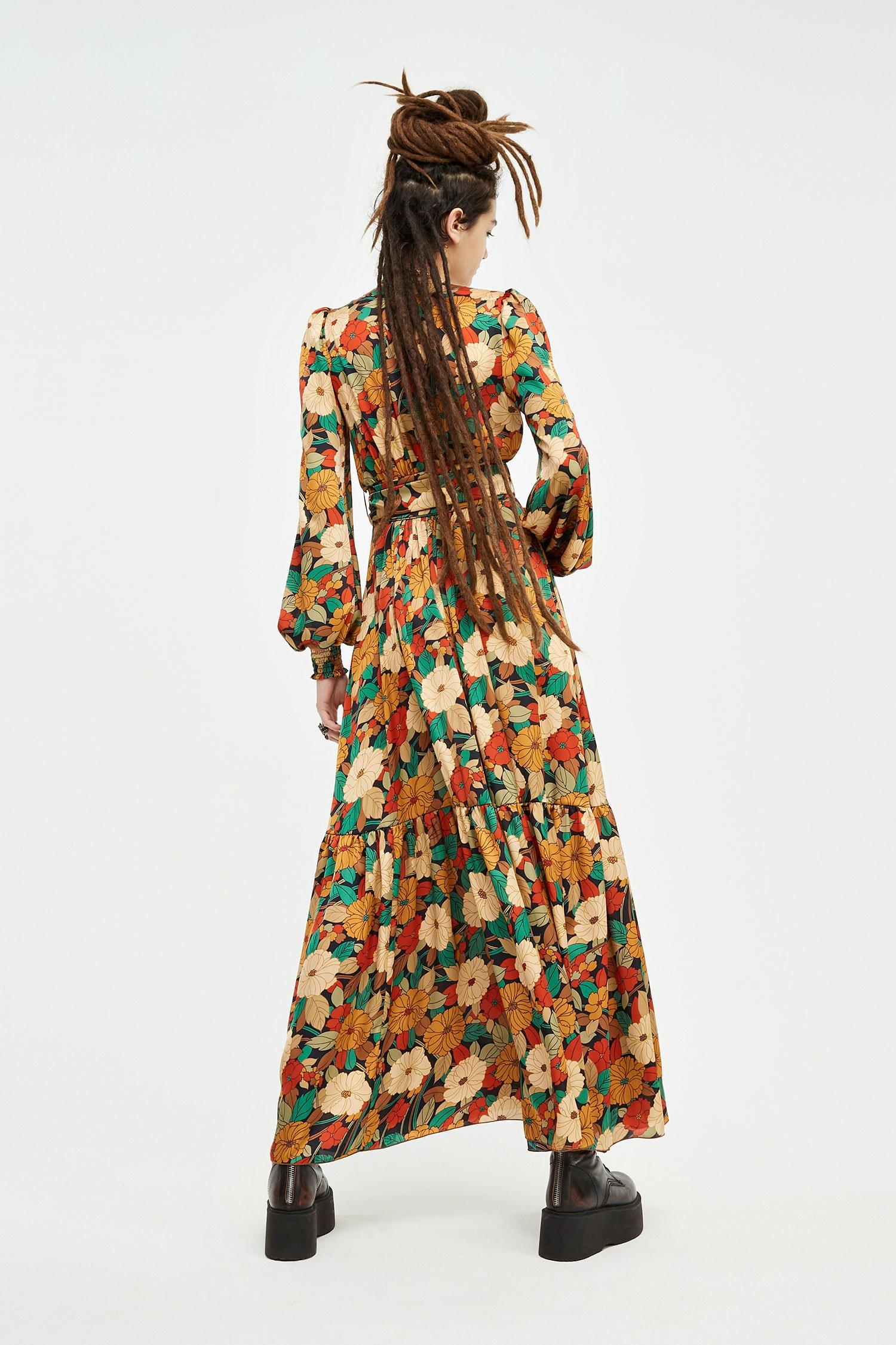 LONG DRESS BLOSSOM