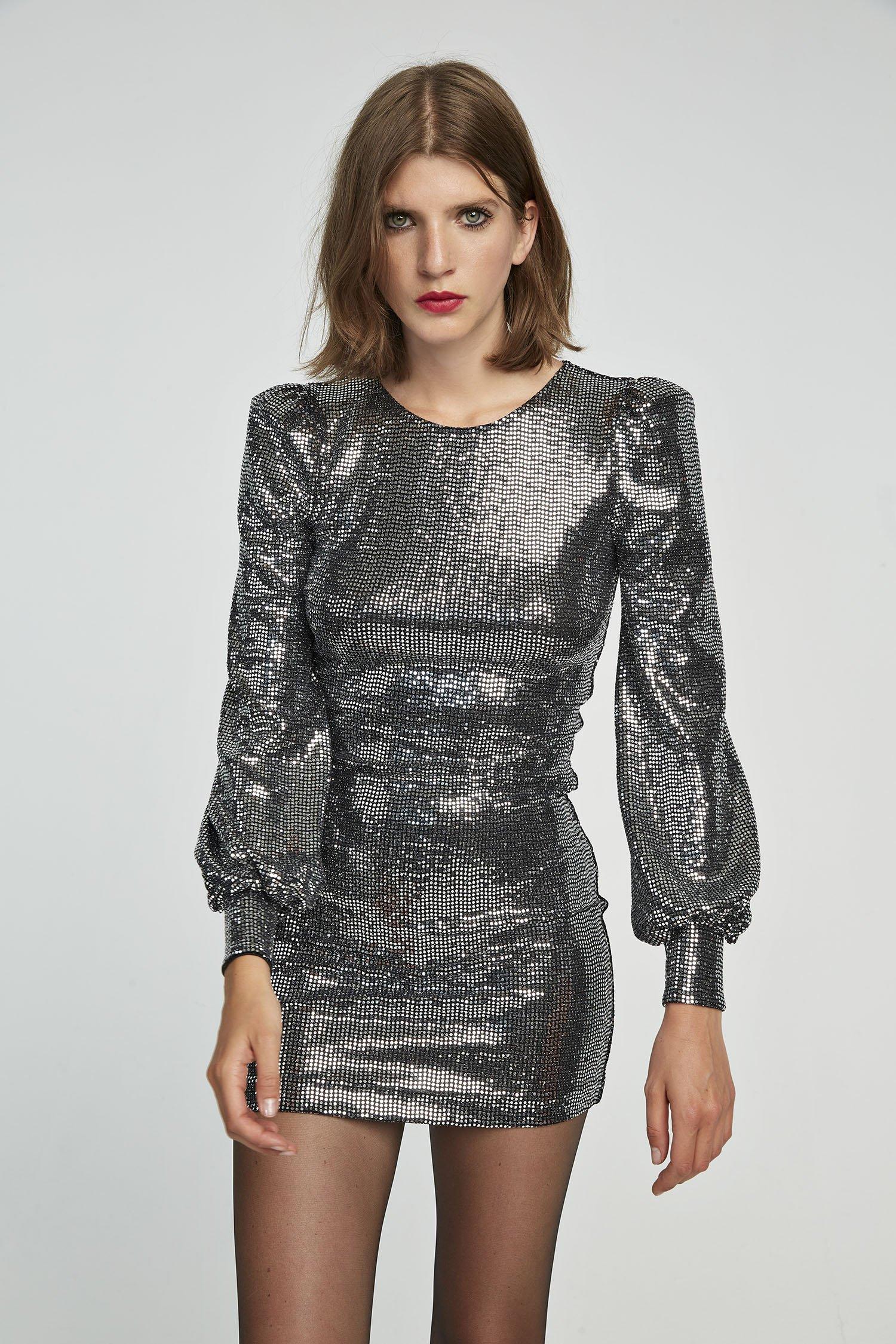 MIRROR DRESS