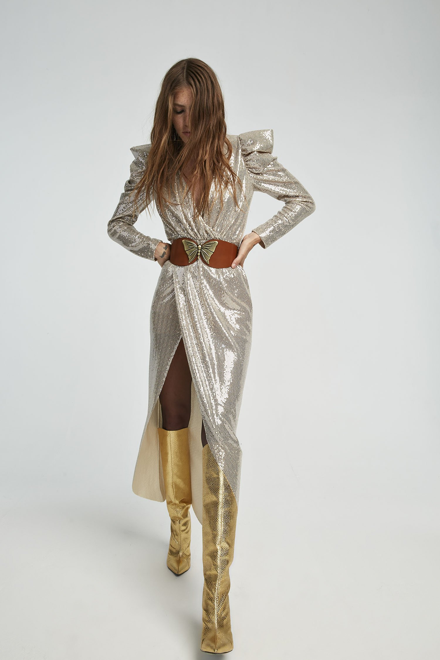 LONG DRESS OLGA