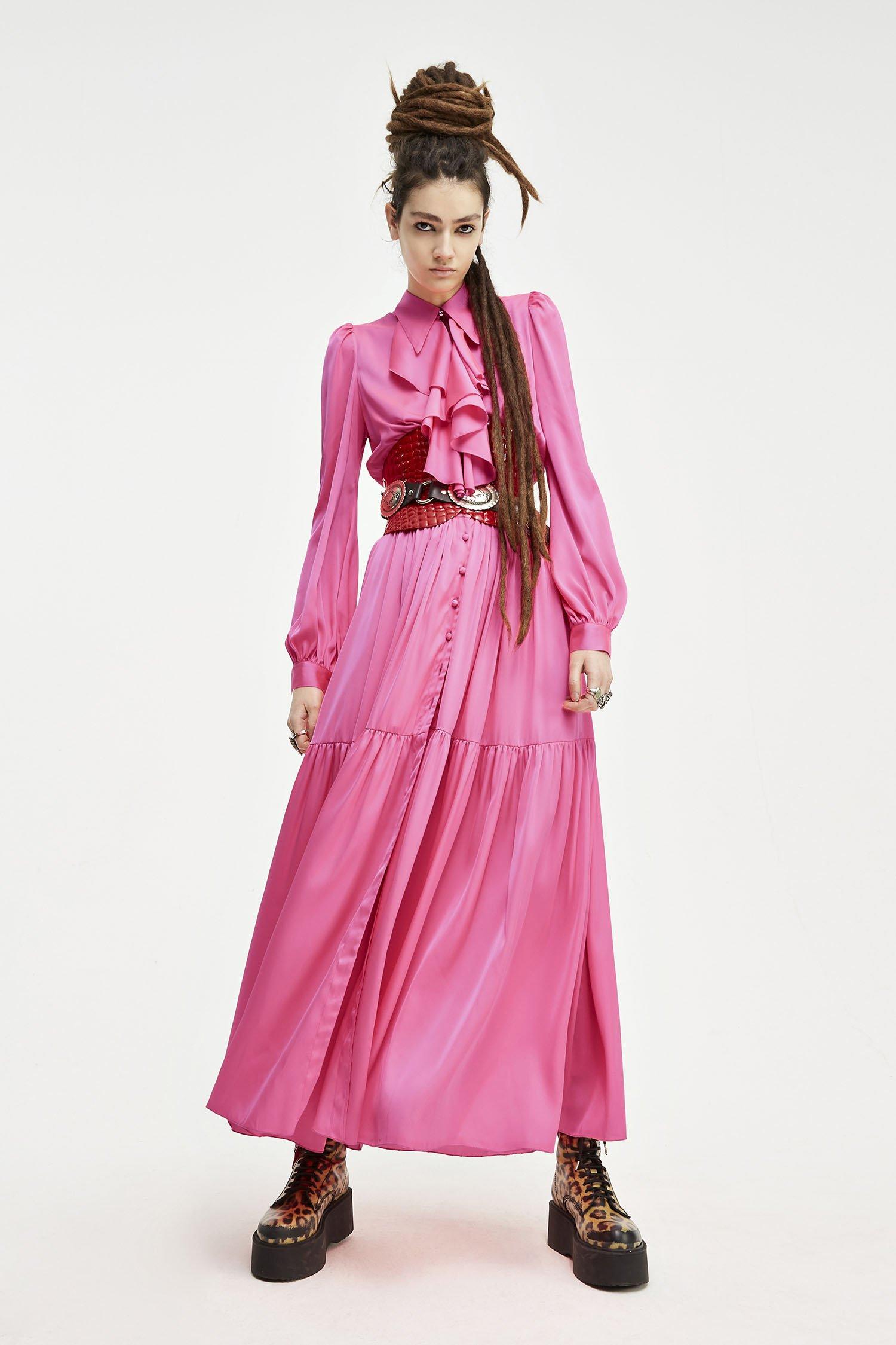 LONG DRESS VENUS