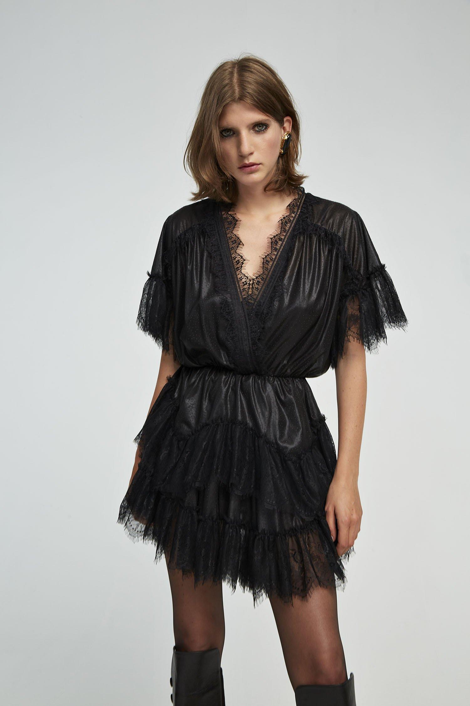 ELGA DRESS