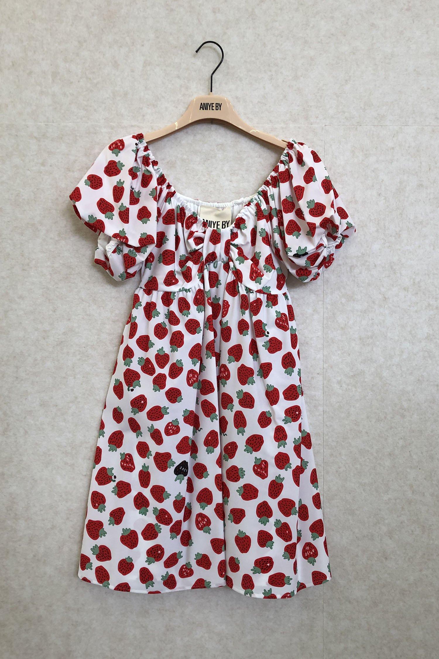 DRESS STRAWBERRY