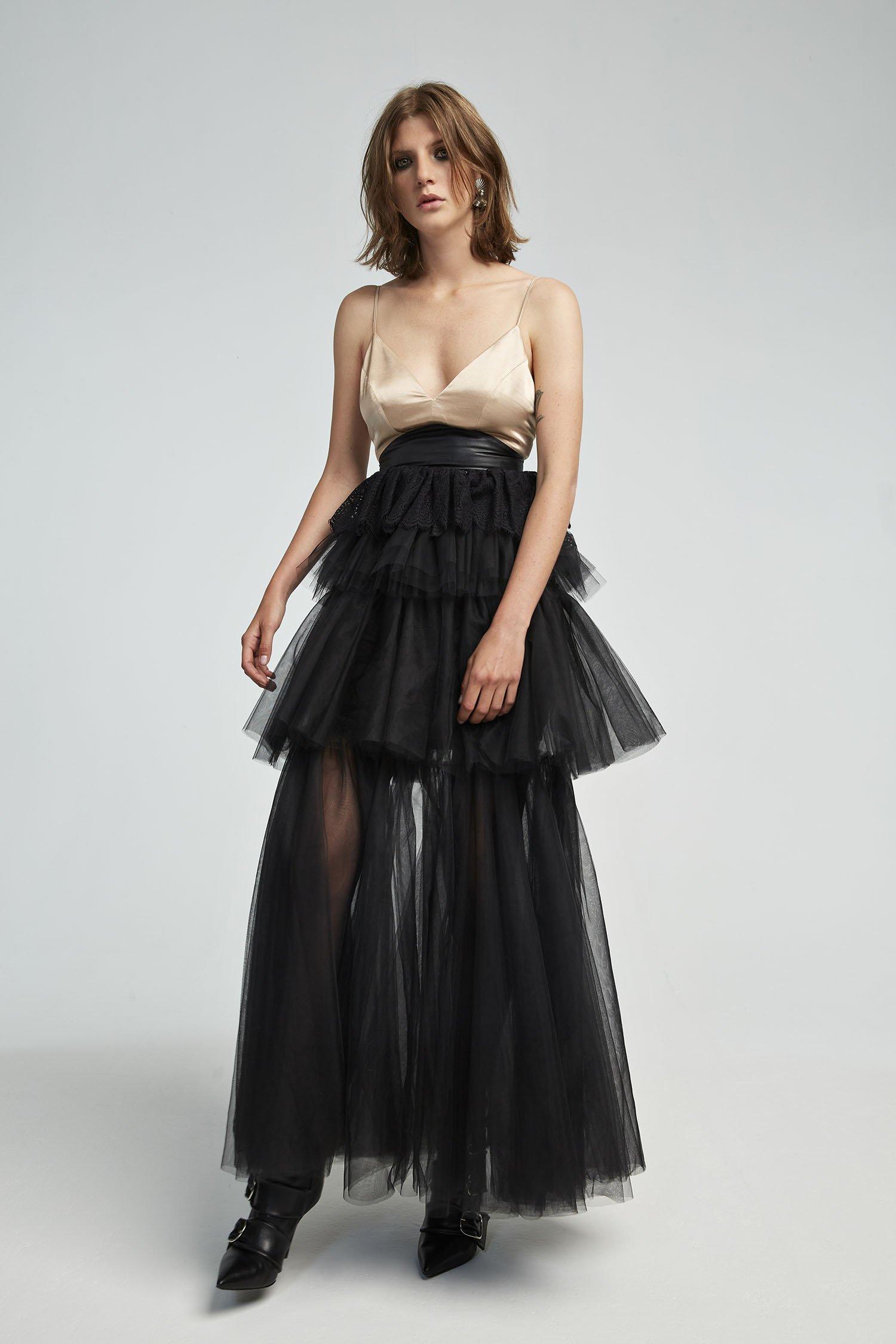 LONG DRESS ASTRID