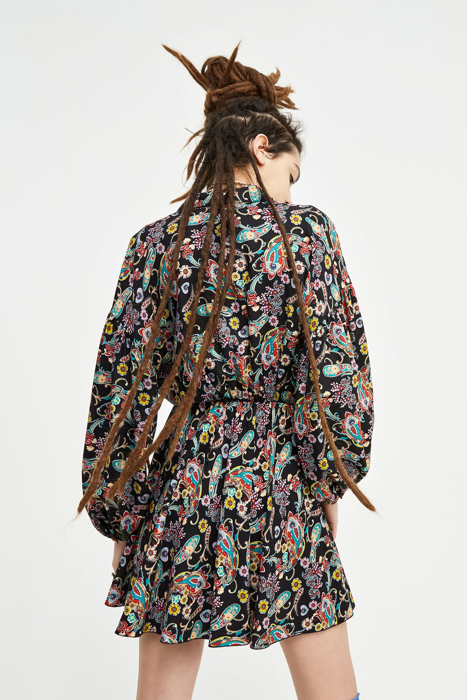 BALOON DRESS TULA