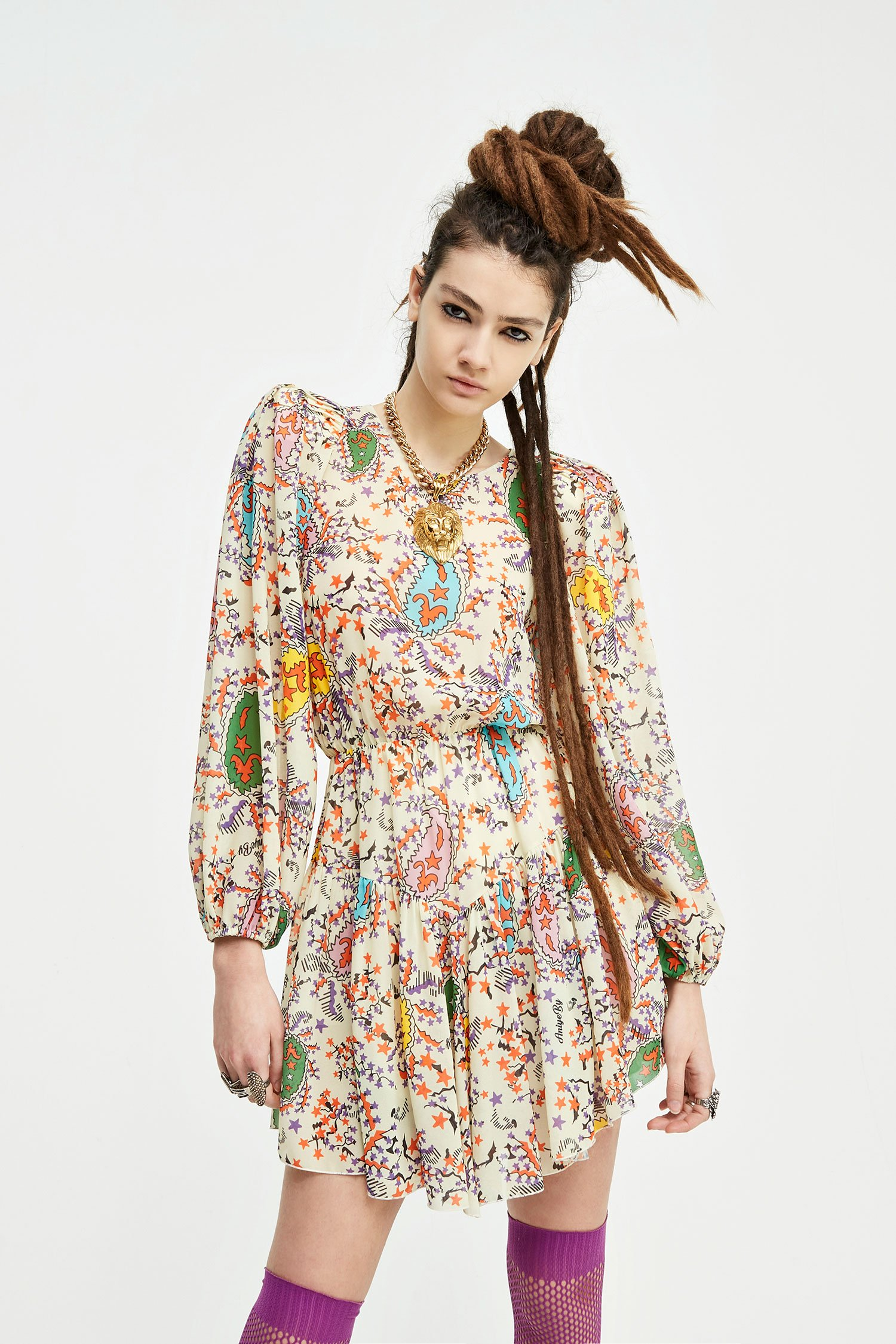 ELETTRA DRESS