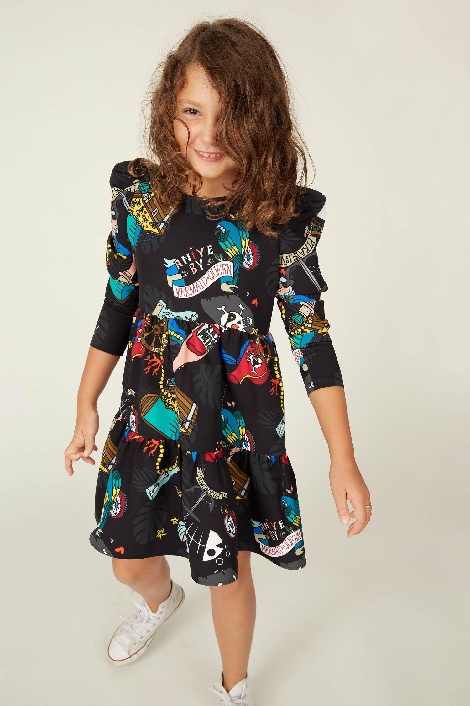 PIRATA DRESS - GIRL
